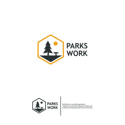 non-profit organization, logo design
