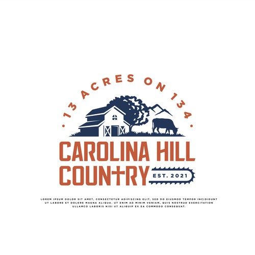 Country Farm Logo