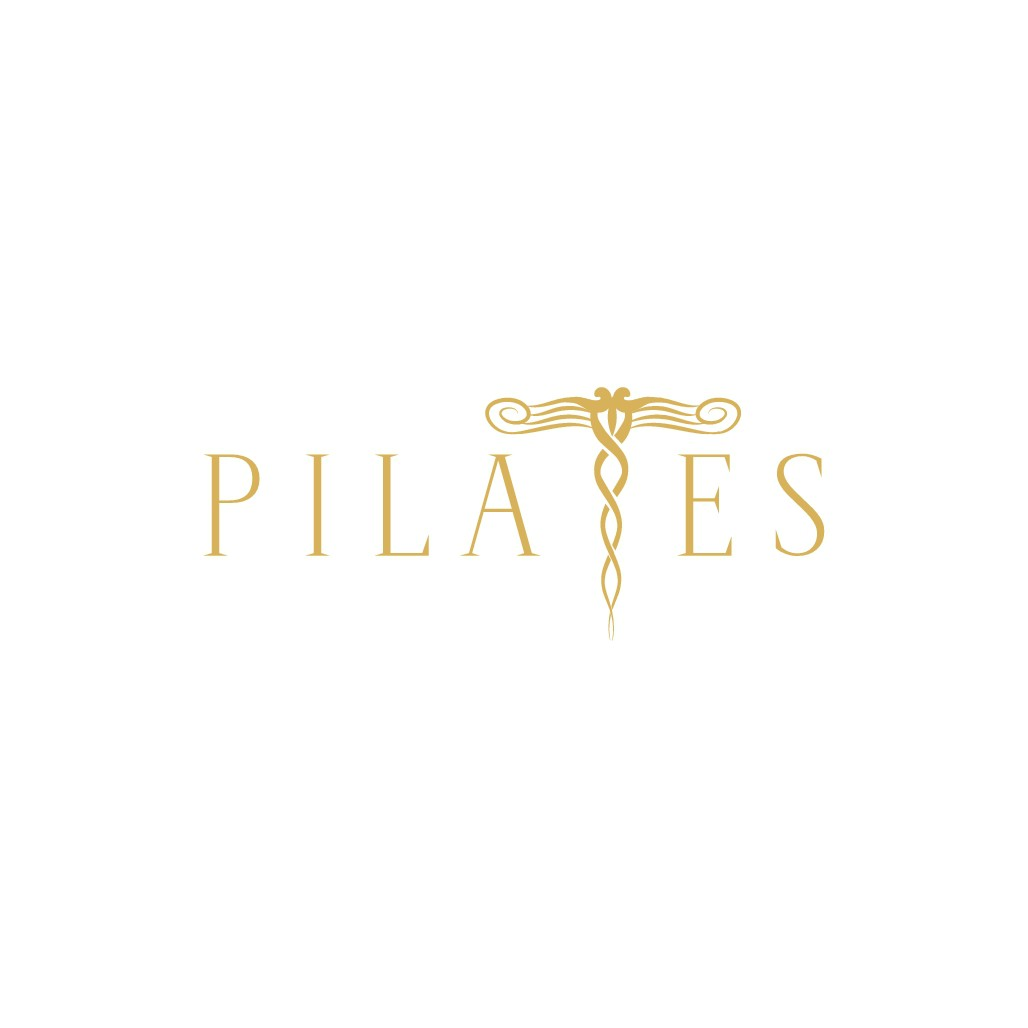 Explore yourself with a logo for Pilates course