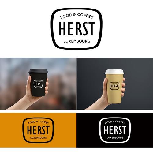 Food & Coffee Logo