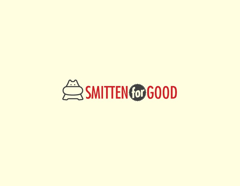 Make me smitten. New logo for Smitten for Good.