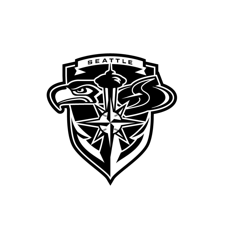 Combine & Stylize 5 Sports Team Logos into ONE AMAZING IMAGE!