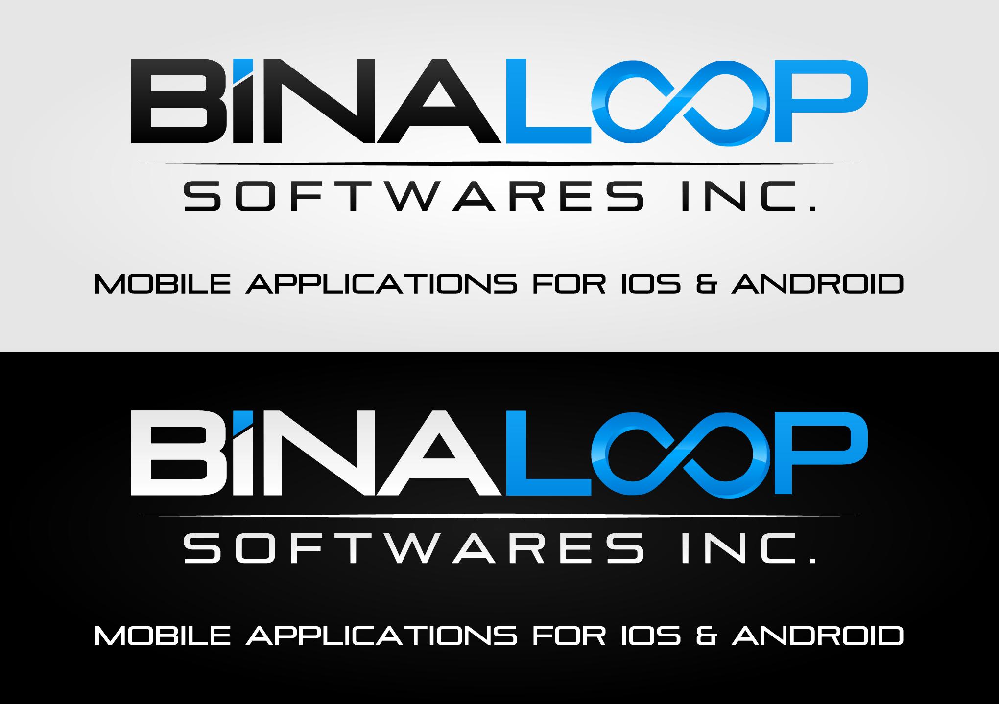 New logo wanted for Binaloop Softwares Inc