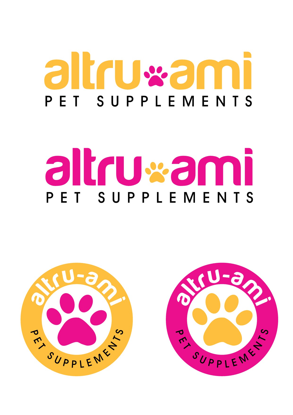 Pop me to the top sales on amazon with my pet supplies brand Altru-Ami