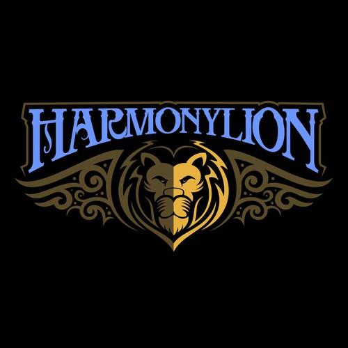 Harmonylion logo.