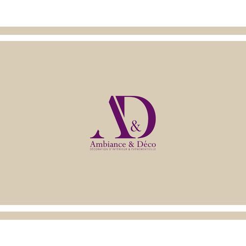 Logo ambiance et deco