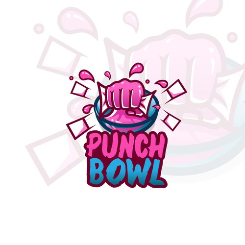 "Logo design for ""Punch Bowl"""