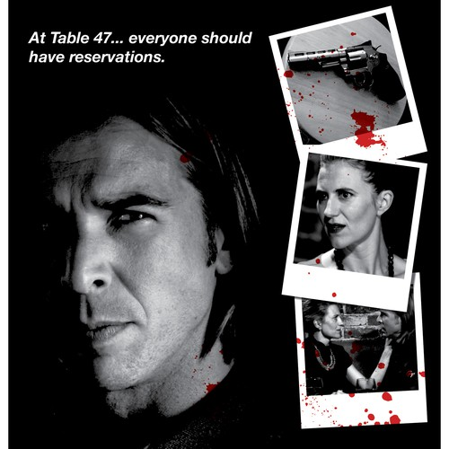 Movie Poster for independent film Table 47