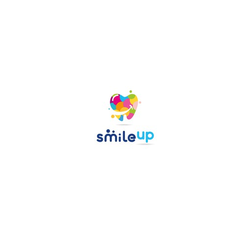 Colorful Logo for a Brand New Pediatric and Family Dental Clinic