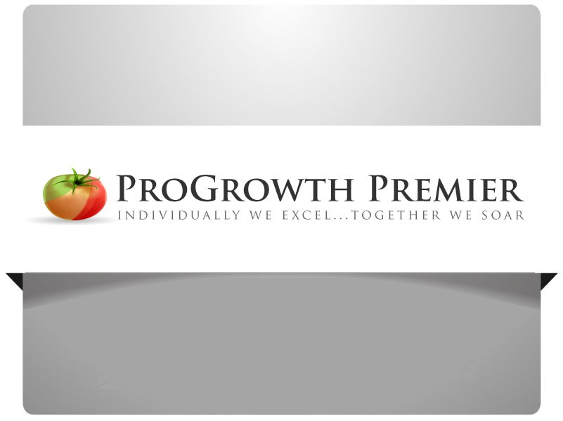 New logo wanted for ProGrowth Premier