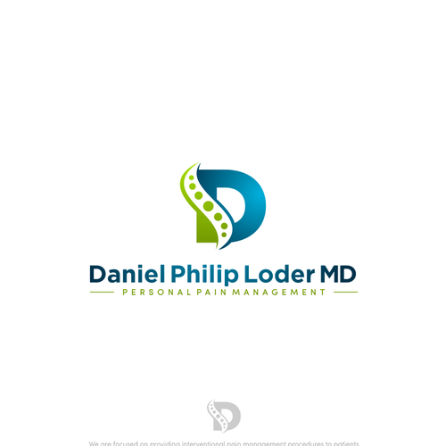 Logo for personal pain management