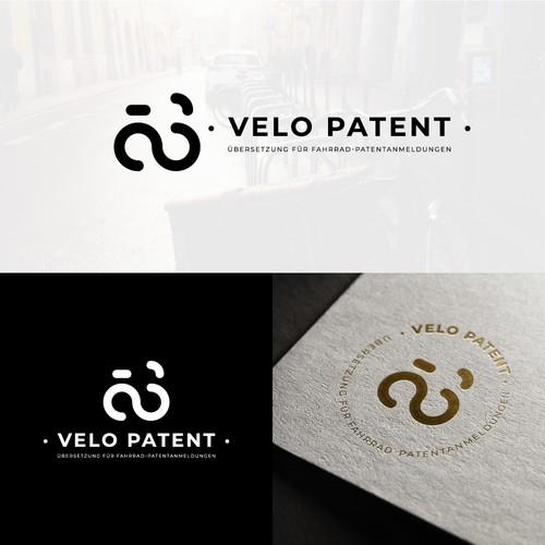 Velo Patent Logo Design