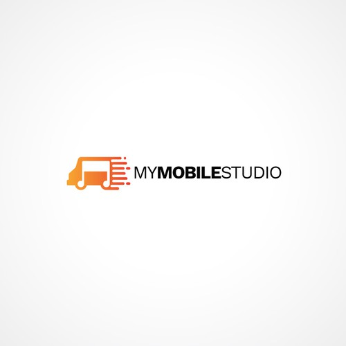 Design for a mobile studio that helps primarily small but modern churches produce music CD's.