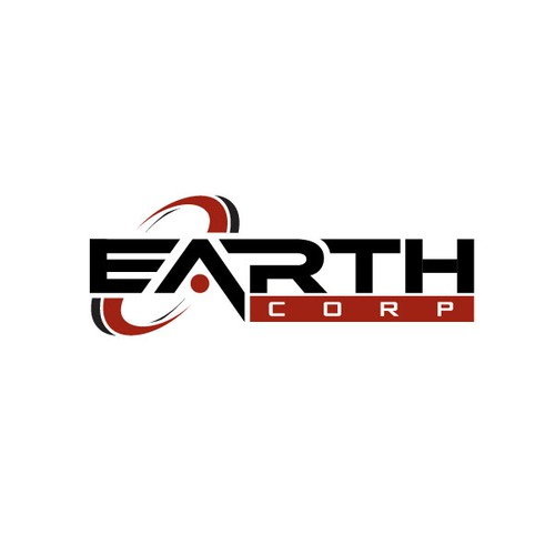 Iconic logo for EarthCorp