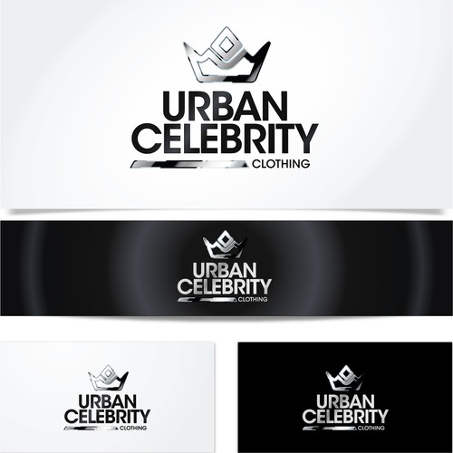 Help Urban Celebrity with a new logo