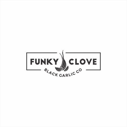 Logo for Funky Clove Black Garlic Co