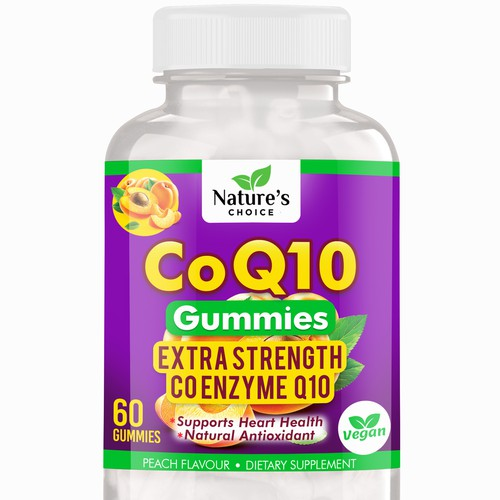 Nature's Choice CoQ10