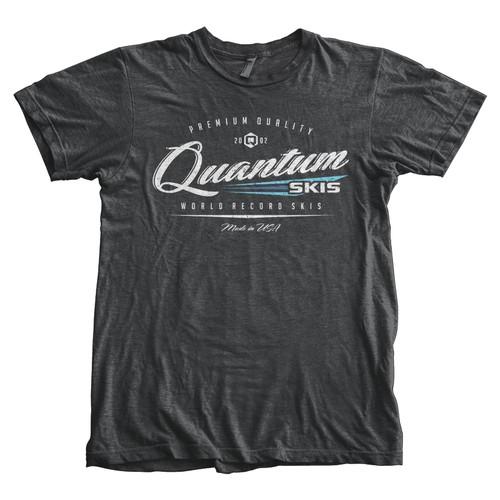 Quantum Skis T-shirt