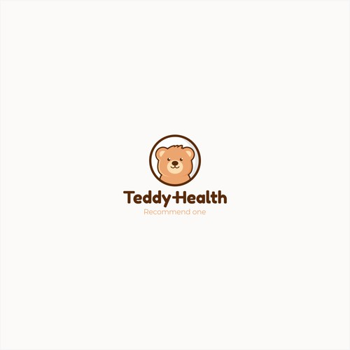 playful logo for healthcare technology