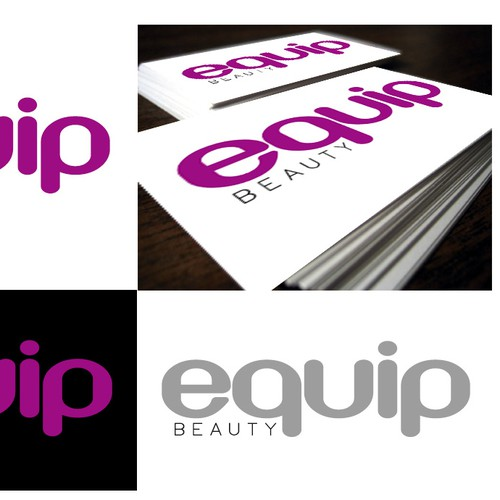logo for Equip Beauty
