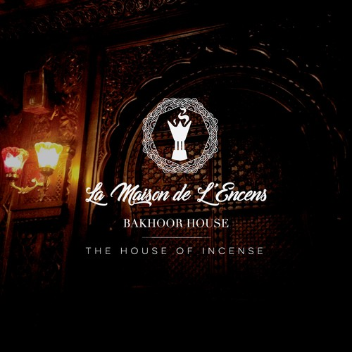 Logo Concept for La Maison de L'Encens