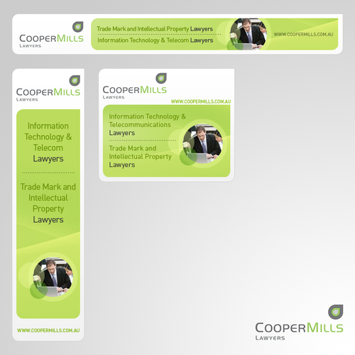 Display Ads for Lawyer Firm