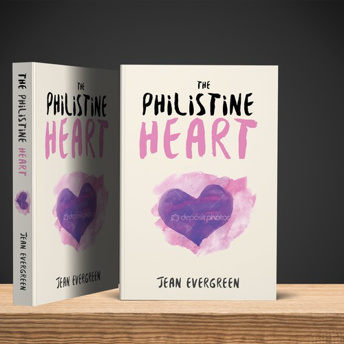 The Phlisitine Heart Book Cover