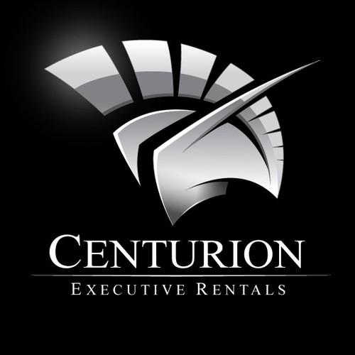Centurion Executive Rentals needs a new logo and business card
