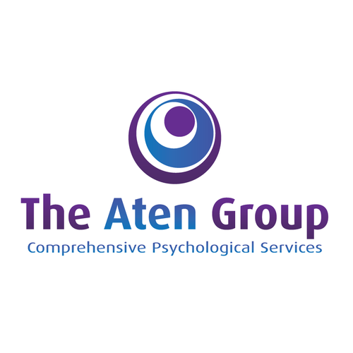New Logo Design for The Aten Group Comprehensive Psychological Services