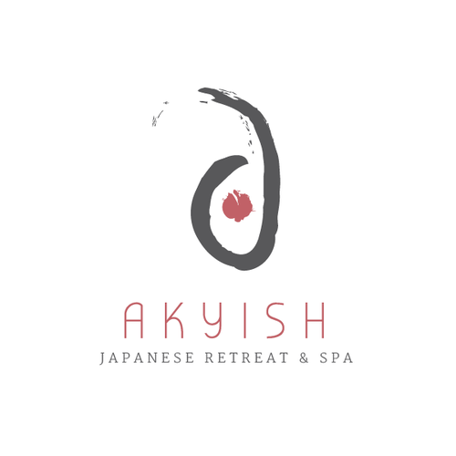 Create a LOGO for Japanese retreat spa