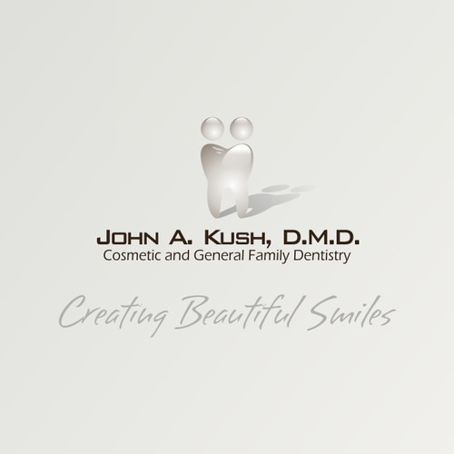 logo for John A. Kush, D.M.D.