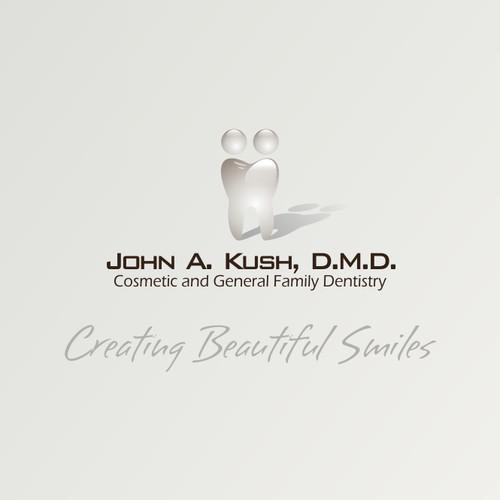 logo for John A. Kush, D.M.D.