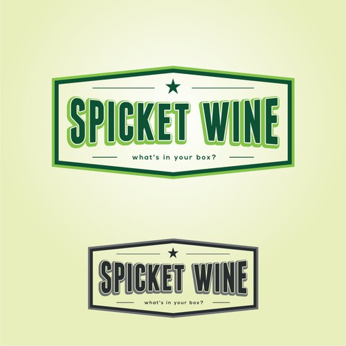 Help Spicket Wine with a new logo