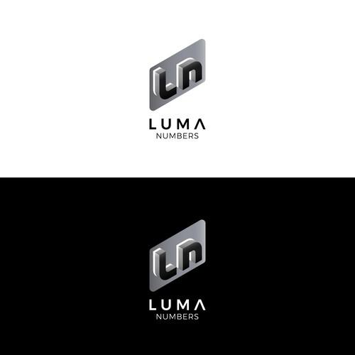 Logo for LUMA Numbers