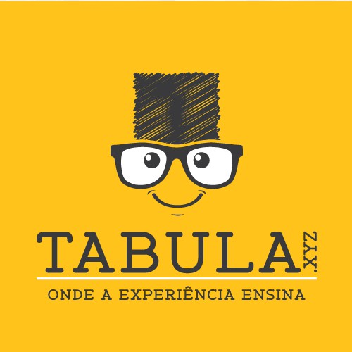 Character logo for Tabula (Blackboard)