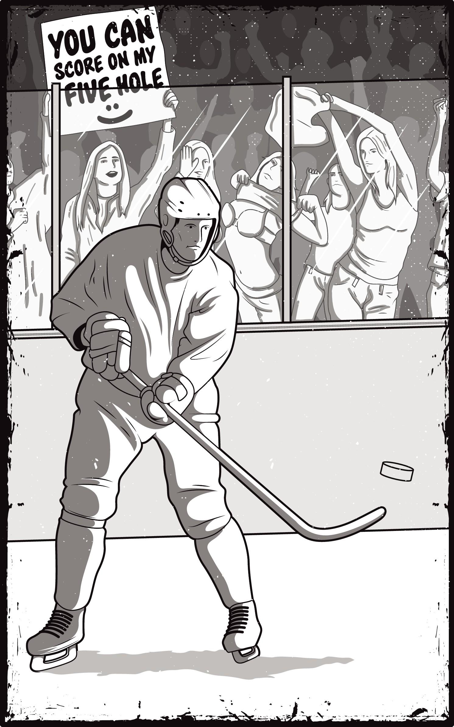 Hockey Tees