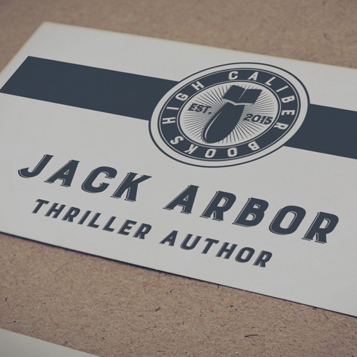 Logo for the publishing company