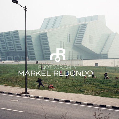 Logo design for Markel Redondo Photography