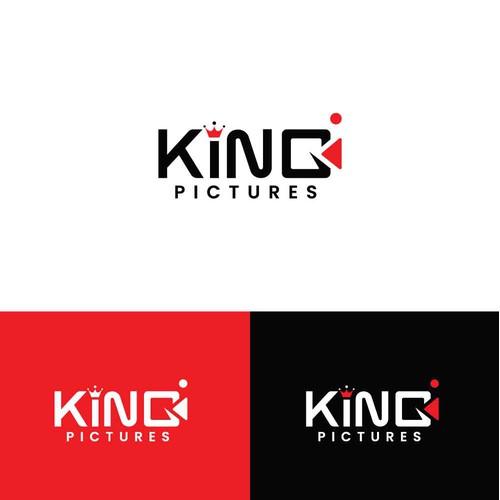 King Picture Logo Design