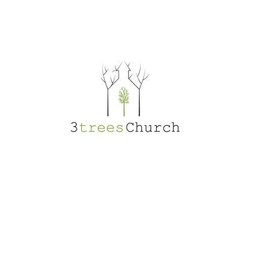 3 trees church