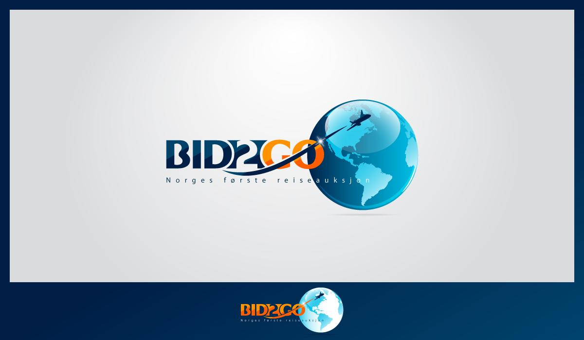Help Bid2Go with a new logo