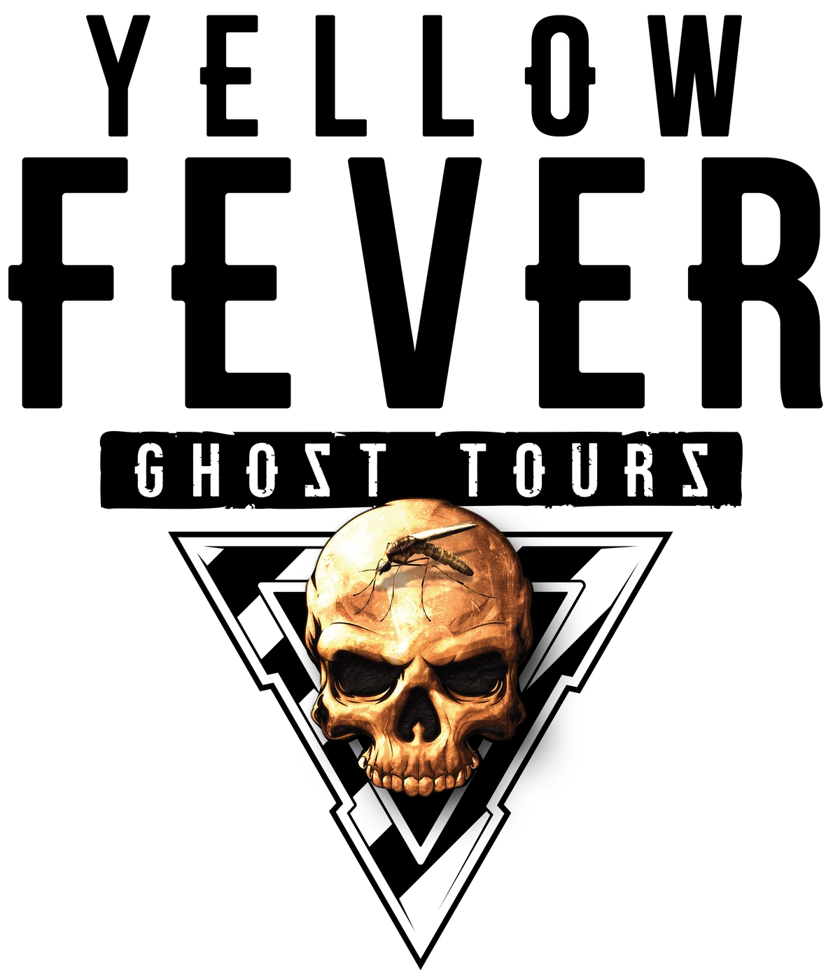 Yellow Fever Logo - BW version