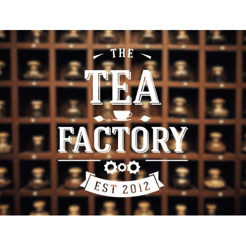 New logo wanted for The Tea Factory