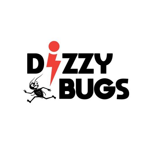 Dizzy Bugs Logo
