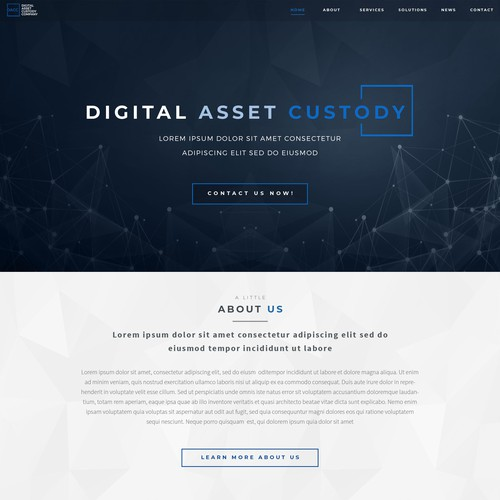 Digital Asset Custody