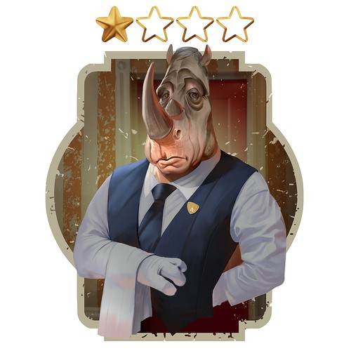 Rhino Butler