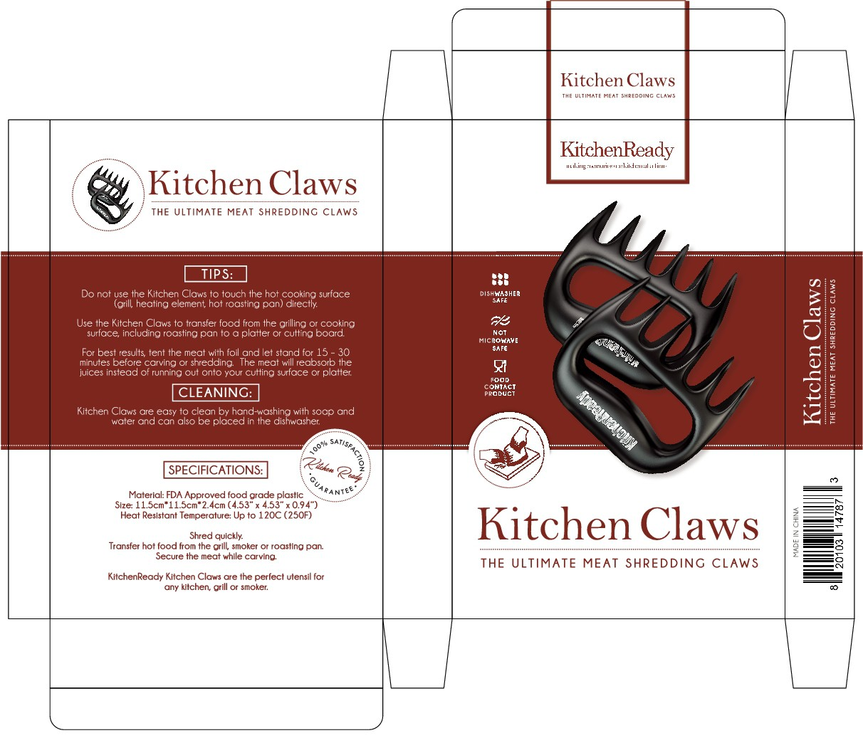 New Design For Product Packaging