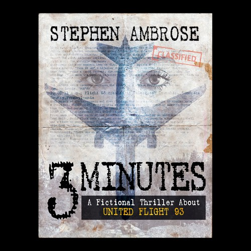 """3 Minutes"" Cover BOOK"