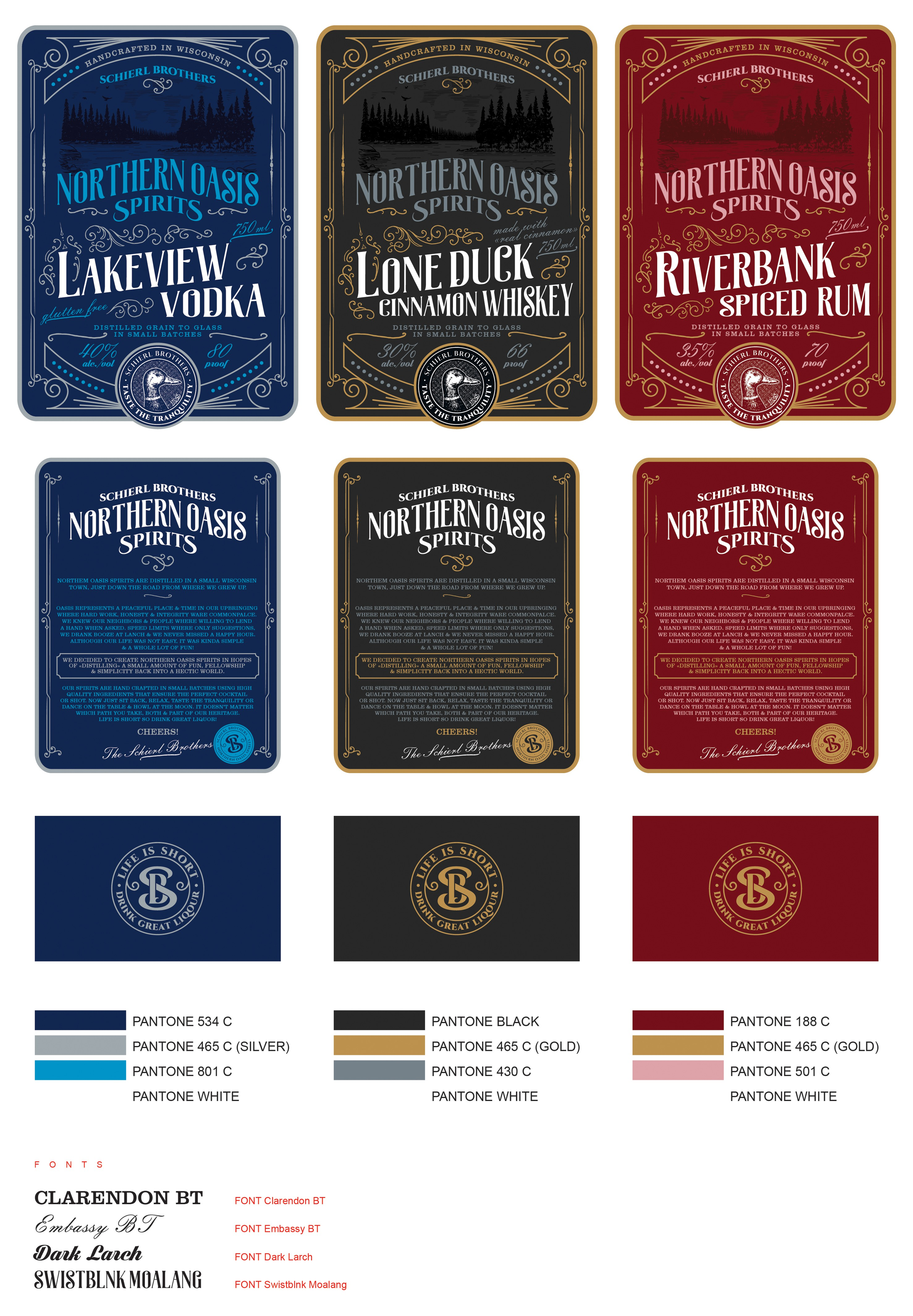 Label to launch a new liquor brand