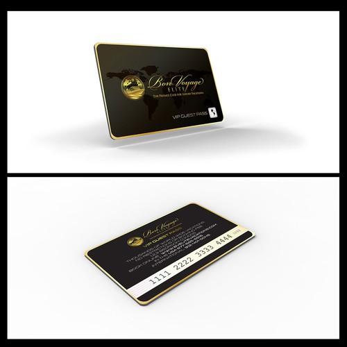 BonVoyage Elite  VIP Travel Card
